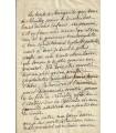 LOUIS-PHILIPPE D'ORLEANS. Roi des Français. Lettre autographe (Réf. G 4718).