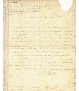 DROUOT Antoine, 2 juin 1839.