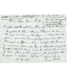 PALOTTI VINCENZO. Prêtre canonisé par JEAN XXIII