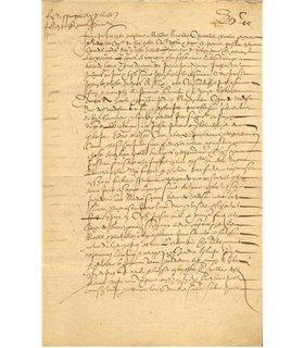 VENDOME. Fils aîné d'Henri IV et Gabrielle d'Estrées