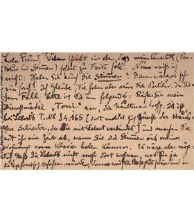 BERG, compositeur autrichien, élève de Schoenberg