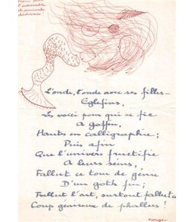 NORGE, poète belge