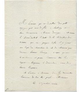 LAVOISIER Antoine Laurent de