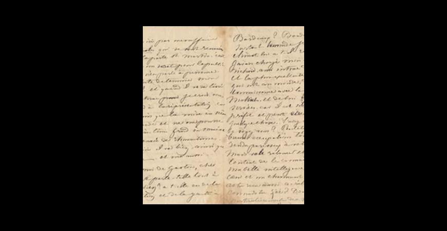 LISTE DE FÉVRIER 2019 : Autographes et Manuscrits rares et précieux